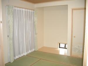 N様邸和室画像