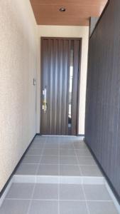 玄関アプローチ画像